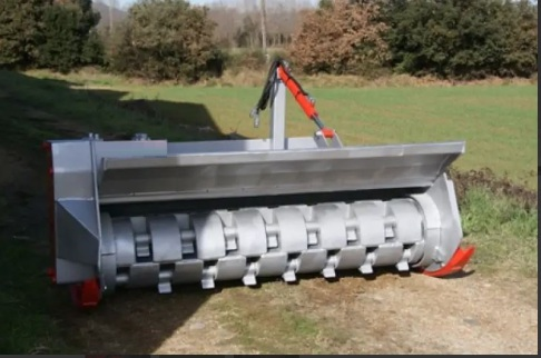 Tête de broyage hydraulique 10 à 20 tonnes