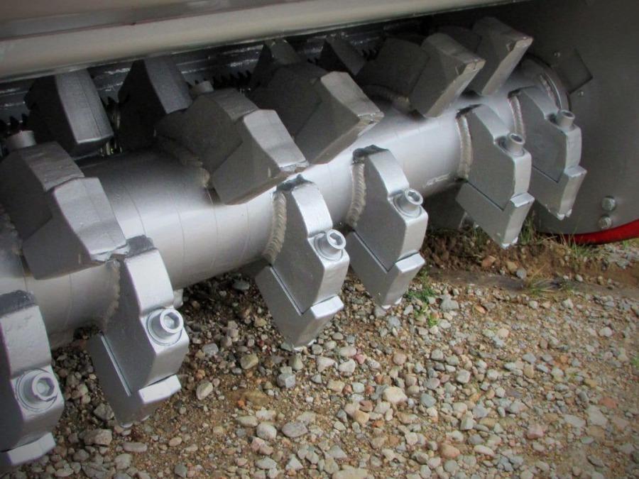 Broyeur forestier hydraulique pour pelle