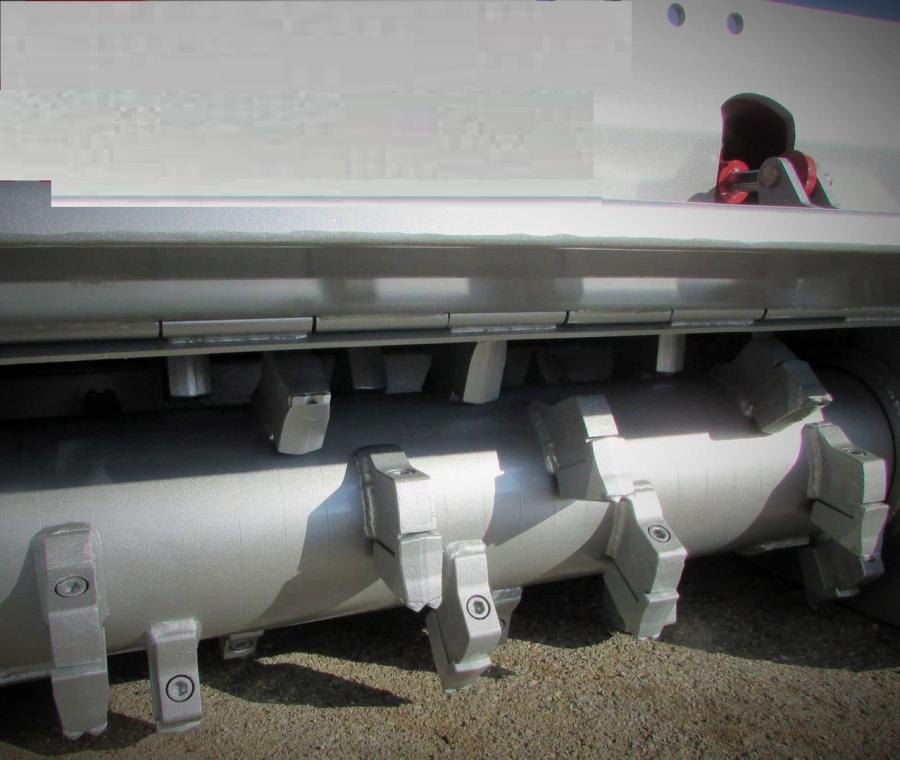 Tête de broyage sur pelle jusqu'à 30 tonnes